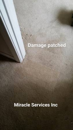 Carpet patch