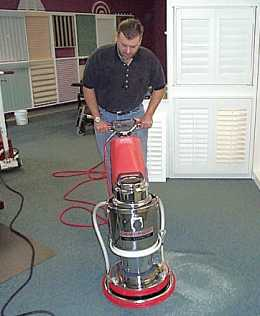 Commercial dry carpet cleaning san diego