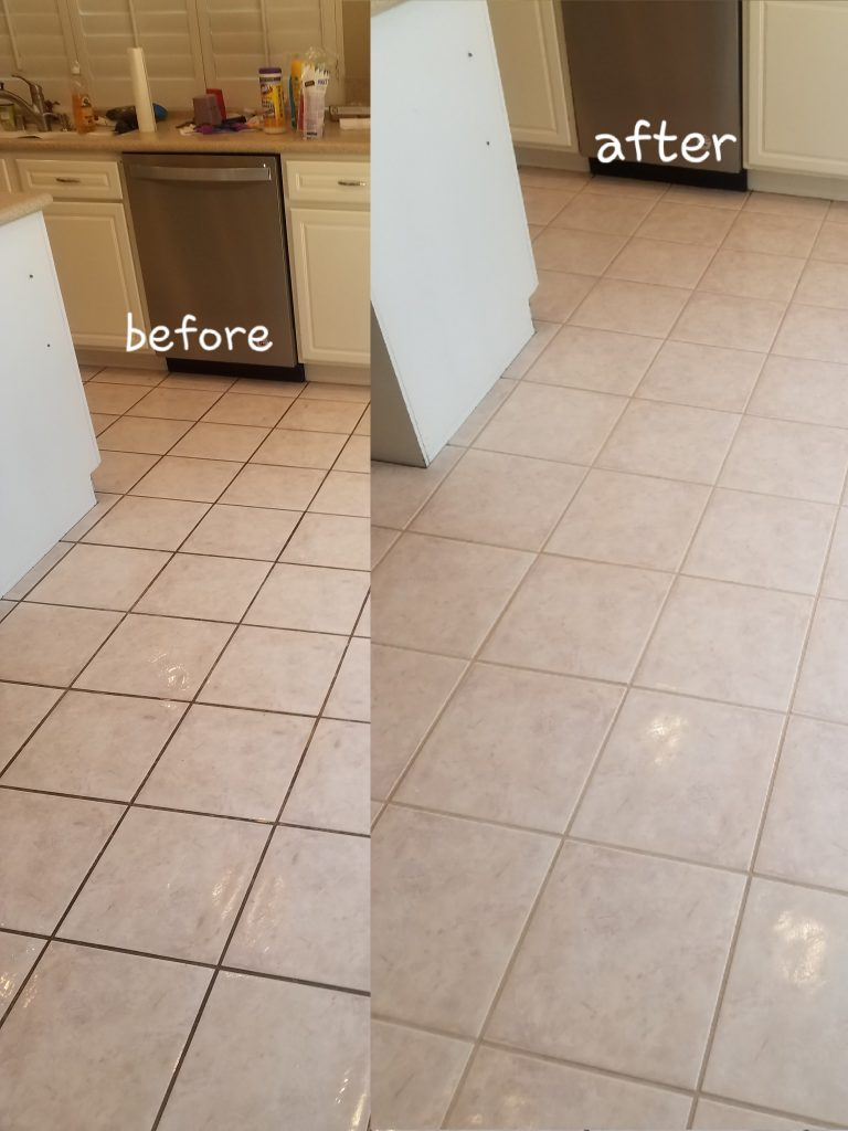 Tile cleaning Scripps ranch